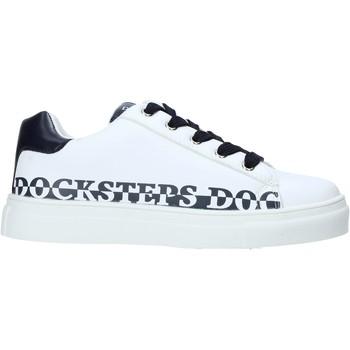 kengät Lapset Tennarit Docksteps GLORY1 Valkoinen