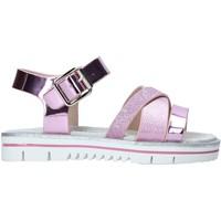 kengät Lapset Sandaalit ja avokkaat Docksteps MOON1 Vaaleanpunainen
