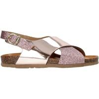 kengät Tytöt Sandaalit ja avokkaat Bionatura 22B 1047 Vaaleanpunainen