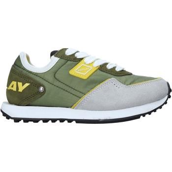 kengät Lapset Matalavartiset tennarit Replay GBS40 .322.C0001L Vihreä