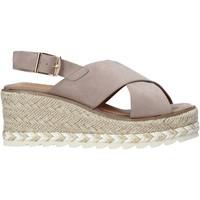 kengät Naiset Sandaalit ja avokkaat Refresh 72854 Harmaa