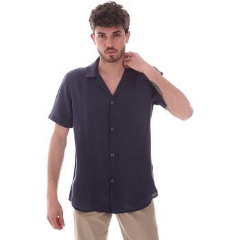 vaatteet Miehet Lyhythihainen paitapusero Sseinse CE588SS Sininen