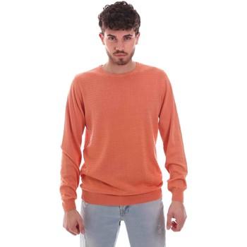 vaatteet Miehet Neulepusero Sseinse ME1836SS Oranssi