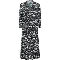 vaatteet Naiset Lyhyt mekko Calvin Klein Jeans K20K201928 Musta