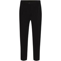 vaatteet Naiset Chino-housut / Porkkanahousut Calvin Klein Jeans K20K202515 Musta