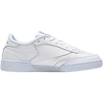 kengät Naiset Matalavartiset tennarit Reebok Sport BS7685 Valkoinen