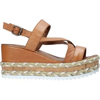 kengät Naiset Sandaalit ja avokkaat Bueno Shoes 21WQ6002 Ruskea