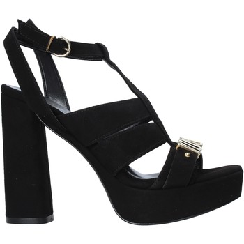 kengät Naiset Sandaalit ja avokkaat Alviero Martini E128 8058 Musta