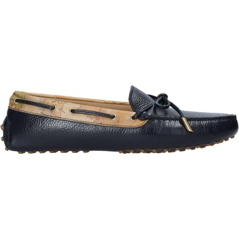 kengät Naiset Mokkasiinit Alviero Martini P737 587A Musta