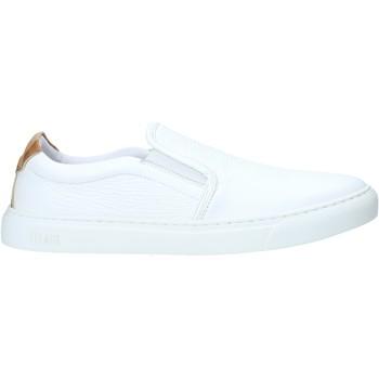 kengät Miehet Tennarit Alviero Martini P173 587A Valkoinen
