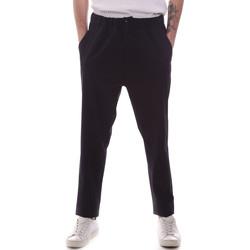vaatteet Miehet Chino-housut / Porkkanahousut Gaudi 111GU25069 Sininen