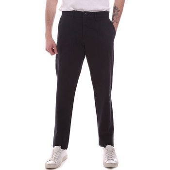 vaatteet Miehet Chino-housut / Porkkanahousut Dockers 79645-0015 Sininen