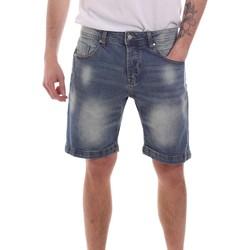 vaatteet Miehet Shortsit / Bermuda-shortsit Sseinse PBJ761SS Sininen