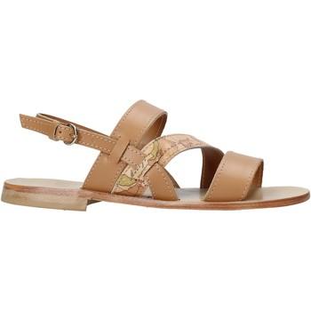 kengät Naiset Sandaalit ja avokkaat Alviero Martini E159 578A Ruskea