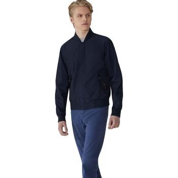 vaatteet Miehet Takit Trussardi 52S00596-1T005274 Sininen