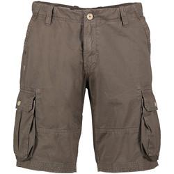 vaatteet Miehet Shortsit / Bermuda-shortsit Gaudi 111GU25042 Vihreä