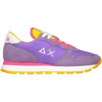 kengät Naiset Matalavartiset tennarit Sun68 Z31201 Violetti