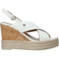 kengät Naiset Sandaalit ja avokkaat Alviero Martini E099 8578 Valkoinen