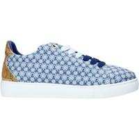 kengät Naiset Matalavartiset tennarit Alviero Martini P293 626A Sininen