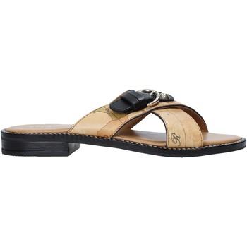 kengät Naiset Sandaalit Alviero Martini E085 578A Ruskea