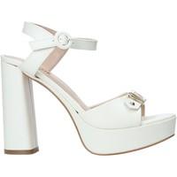 kengät Naiset Sandaalit ja avokkaat Alviero Martini E129 8578 Valkoinen