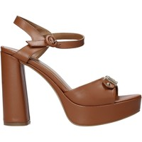 kengät Naiset Sandaalit ja avokkaat Alviero Martini E129 8578 Ruskea