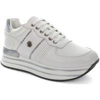 kengät Naiset Matalavartiset tennarit Lumberjack SWA0312 001EU X85 Valkoinen