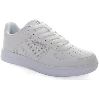 kengät Naiset Matalavartiset tennarit Lumberjack SW70411 002EU S01 Valkoinen