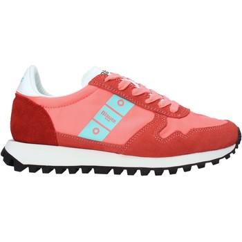 kengät Naiset Matalavartiset tennarit Blauer S1MERRILL01/NYS Punainen