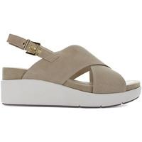 kengät Naiset Sandaalit ja avokkaat Lumberjack SWB5906 001EU A01 Beige