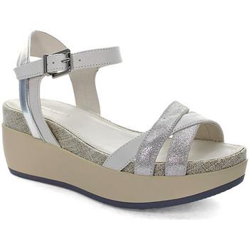 kengät Naiset Sandaalit ja avokkaat Lumberjack SW27006 006EU P33 Valkoinen
