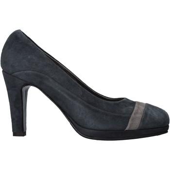 kengät Naiset Korkokengät Confort 3660 Sininen