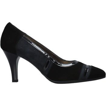 kengät Naiset Korkokengät Confort 16I1007 Musta