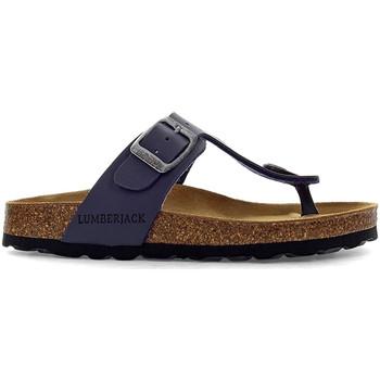 kengät Lapset Varvassandaalit Lumberjack SBB4306 003EU S01 Sininen