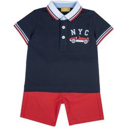 vaatteet Pojat Kokonaisuus Chicco 09076822000000 Sininen