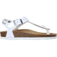 kengät Lapset Sandaalit ja avokkaat Grunland SB0031 Valkoinen