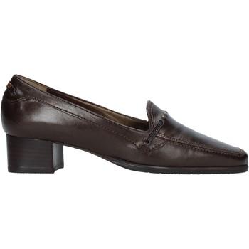 kengät Naiset Mokkasiinit Confort 6395 Ruskea