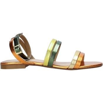 kengät Naiset Sandaalit ja avokkaat Café Noir XV9211 Oranssi