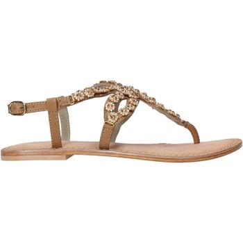 kengät Naiset Sandaalit ja avokkaat Café Noir XB1090 Ruskea
