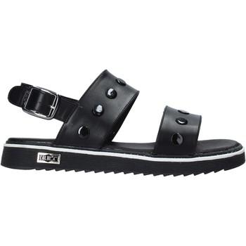 kengät Tytöt Sandaalit ja avokkaat Cult PLATE1 Musta