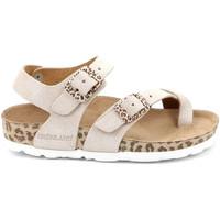 kengät Lapset Sandaalit ja avokkaat Grunland SB1520 Beige