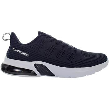 kengät Miehet Tennarit Lumberjack SM97011 002EU C27 Sininen