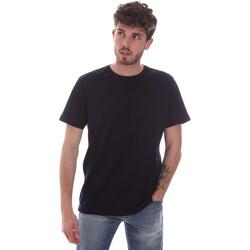 vaatteet Miehet Lyhythihainen t-paita Navigare NV71003 Sininen