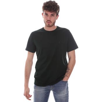 vaatteet Miehet Lyhythihainen t-paita Navigare NV71003 Vihreä
