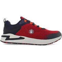 kengät Miehet Tennarit Lumberjack SMA3011 004EU C27 Punainen
