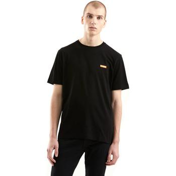 vaatteet Miehet Lyhythihainen t-paita Refrigiwear RM0T27100JE9101 Musta
