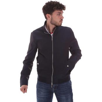 vaatteet Miehet Takit Gaudi 111GU35011 Sininen