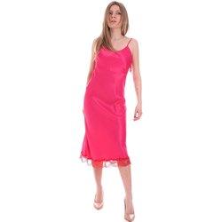 vaatteet Naiset Lyhyt mekko Cristinaeffe 0731 2475 Vaaleanpunainen