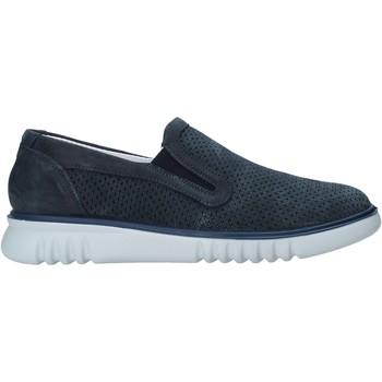 kengät Miehet Mokkasiinit IgI&CO 7112022 Sininen