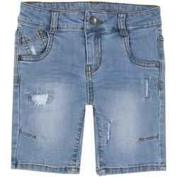 vaatteet Lapset Shortsit / Bermuda-shortsit Chicco 09000408000000 Sininen